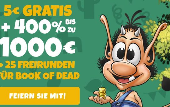welcome bonus lafiesta casino