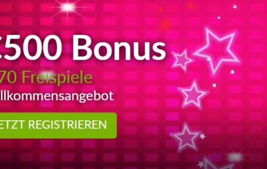 welcome bonus omni slots