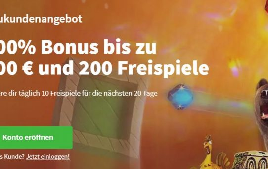 welcome bonus betsson
