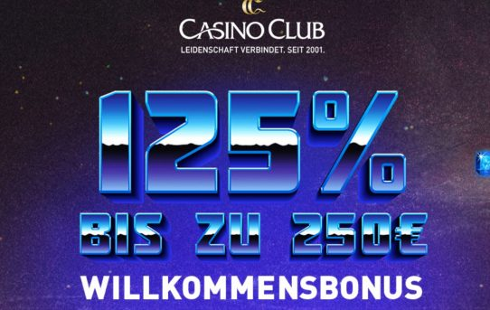 welcome bonus casino club
