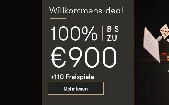 welcome bonus intercasino