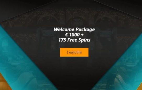 superlines 175 free spins