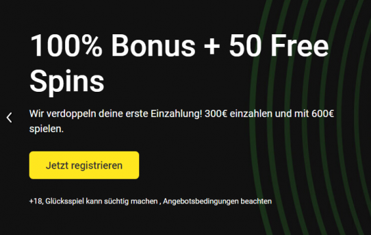 unibet 300 euro bonus + 50 freispiele