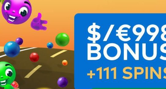 fun €988 bonus 111 free spins