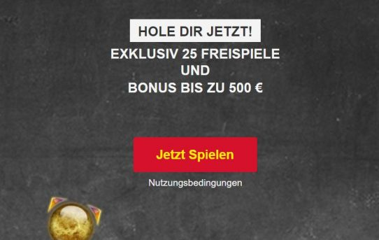 mobilautomaten 25 free spins