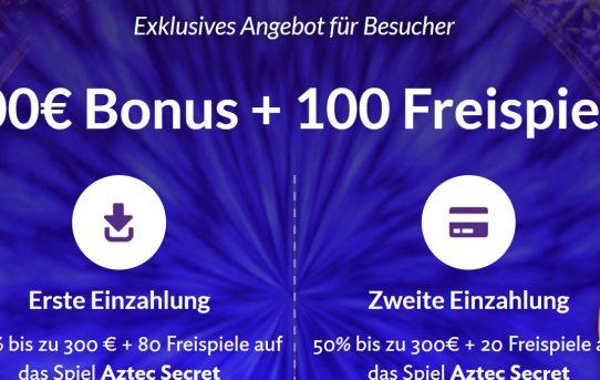 omnislots 600 euro bonus und 100 freispiele