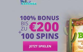 karamba de 200 euro bonus