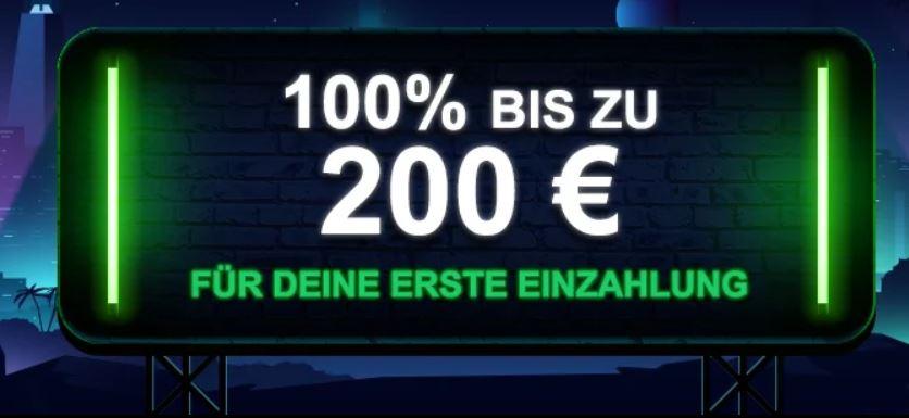mr vegas 11 cash spins und 200 euro bonus